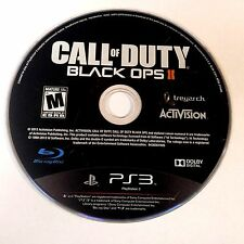 CALL OF DUTY BLACK OPS II (PS3 GAME) (DISC ONLY)