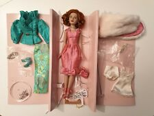 "Tiny Kitty Collier Glamour Girl Gift Set Tonner 10"""