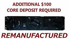 REMAN 02-06 DODGE SPRINTER Climate Heater AC Control Mercedes Freightliner EXCH