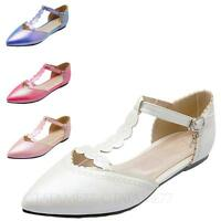 Plus size Ballerinas mary janes Mens flat Shoes 8 9 10 11 12 13 14 15 16 tata