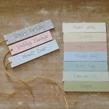 Personalised Gift Tag Wooden Birthday,Wedding Favours, Christening Any Occasion