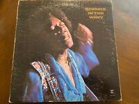 Jimi Hendrix Hendrix In The West Vinyl Lp Reprise