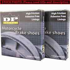 DP Brakes | Shoe, Mx Frt/Rear | 9112