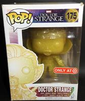 Funko Pop Marvel Doctor Strange Gold Sparkle 175 Target exclusive #4