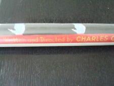 Charlie Chaplin City Lights Poster - Vintage