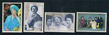 Zambia 1985 Life & Times Queen Mother SG432/5 MNH