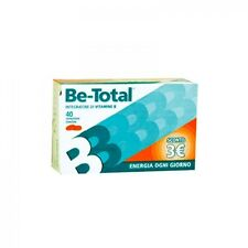 BE-TOTAL INTEGRATORE DI VITAMINE B 40 COMPRESSE RIVESTITE
