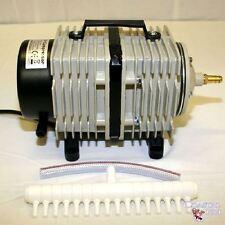 Aco009e 140 Ltr Piston Air Pump Koi Fish Pond Compressor Hailea Hydroponics