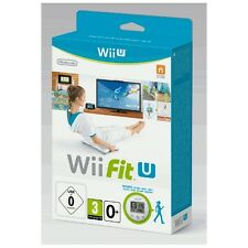 Nintendo Wii U Fit podomètre fitness training Sport exercices multilingue