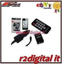 TRANSMITTER UKW-RADIO IPHONE 4 3 G 4G IPAD IPOD NANO FERNBEDIENUNG FEUERZEUG