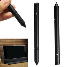 2PCS 2-in-1 Touch Screen Stylus + Ballpoint Pen forMobile Phone Tablet GPS