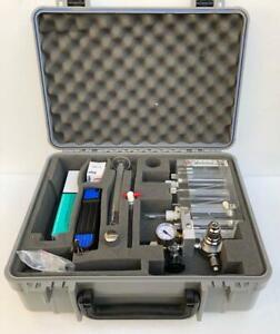 FANN 552000001EA Garrett Gas Tren Sulfuro / Carbonato De Análisis