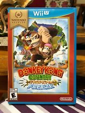 Nintendo Wii U Game Donkey Kong: Country Tropical Freeze (Very Low Price!)