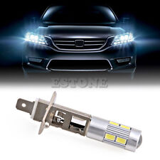 1pc 5630 SMD H1 Halogen 10 LED Car Lamp Fog Driving Light Bulb Headlight DC 12V