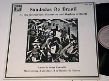 SAUDADES DO BRASIL - AMARO DE SOUZA, OLIVEIRA, MHS 3260