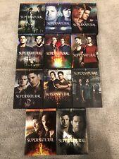 Supernatural - Season 1-11