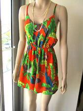 Women's Floral Cotton Blend Jumpsuit Jumpsuits, Rompers & Playsuits