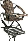 Summit 81124 Camo Mini Viper Hunting Shooting Climbing Treestand Stand