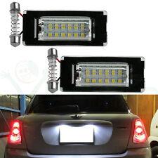 2x Lampada posteriore C5W luce targa 18 LED luci per Mini Cooper R56 R57 R58 R59