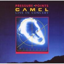 Camel - Pressure Points - Live In Conc NEW CD