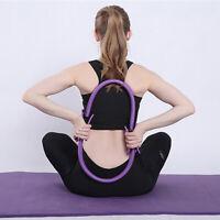 Professional Yoga Circle Pilates Sport Magic Ring Quality Dual Grip Training MW