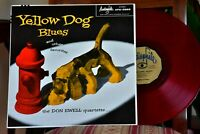 "AUDIOPHILE TAS LIST STEREO APS 5966 RED VINYL DON EWELL Q.tet ""Yellow Dog Blues"""