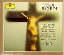Verdi: Requiem / Abbado, Ricciarelli, Domingo, Ghiaurov - CD