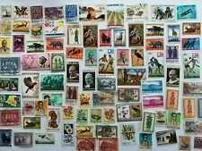 1000 Different Belgian Colonies Stamp Collection