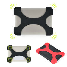 External Portable Shockproof Hard Disk Drive Bag Carry Cover Silicon Rubber Case