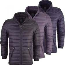 Waist Length Down Regular Size Coats & Jackets for Men