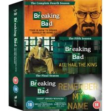 Breaking Bad: The Final Seasons 4-6 DVD