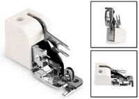 Side Cutter Presser Foot Sewing Machine Attach For All Low-shank Janome Brother