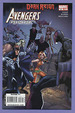 Avengers The Initiative #23 2009 Dark Reign New Warriors Gage Ramos Marvel o