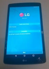 LG G Pad F 8.0 Plus  (AK815) 16GB - Black - 4G LTE - Good LCD BAD Digitizer