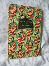 Poisonous fungi Mushrooms 16 color plates Penguin Book RAMSBOTTOM 1945