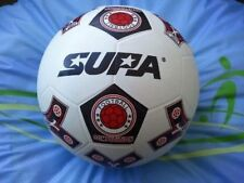 Supa 50 CT -  Rubber Soccer Balls. Official Size & Weight. Size 4