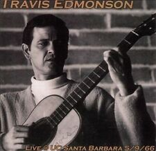 TRAVIS EDMONSON-LIVE @ UC SANTA BARBARA 5/9/66 NEW SEALED