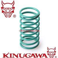 Kinugawa Turbo Forge Adjustable Internal Actuator Spring 0.8bar / 11.8 Psi Green