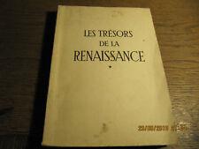 Les trésors de la Renaissance GEBELIN 1950
