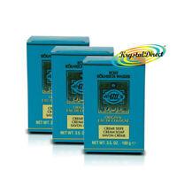 3x 4711  Original Eau De Cologne Cream Soap 100g