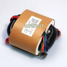 Input 230V OUTPUT 100W 4x27V R CORE TRANSFORMER FOR AUDIO USING
