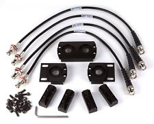 Lectrosonics RMPR400B-2 Double Rack Mount Kit for two R400a - Ver2 Receivers