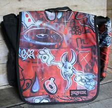 Jansport Messenger School Book Work Laptop Bag Artist Series JoeX2 Graffiti