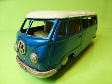 BANDAI VOLKSWAGEN T1 BUS   - TIN TOY JAPAN - EXTREMELY RARE  - GOOD CONDITION