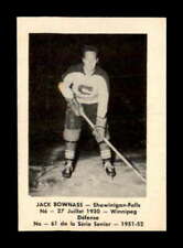 1951 Laval Dairy QSHL #61 Jack Bownass  EXMT X1815869