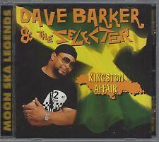 DAVE BARKER & THE SELECTER- KINGSTON AFFAIR - (brand new cd) - MOON CD 046