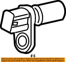 FORD OEM-Engine Crankshaft Crank Position Sensor CPS 5L8Z6C315AA