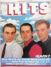 SMASH HITS 18/2/82 - THE SWEET - XTC - NICK HEYWARD