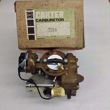 NOS CARTER YFA CARBURETOR 7294S 1977 FORD 200 ENGINE AUTO TRANS ELECTRIC CHOKE