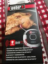 Weber iGrill Mini Bluetooth Thermometer  Grill Digitalthermometer 7220